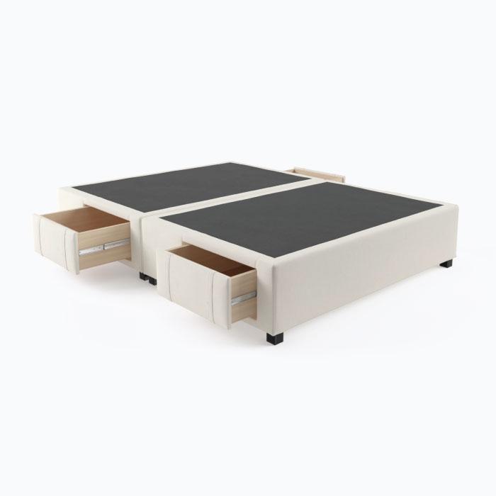 Budget Upholstered Bed Frame – Brosa Upholstered Bed Frame