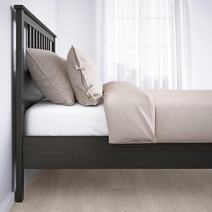 Heavy Duty Bed Frame – IKEA HEMNES Bed