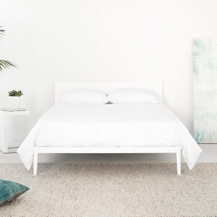 Best Minimalist Bed Frame Australia – Noa Sunrise Bed