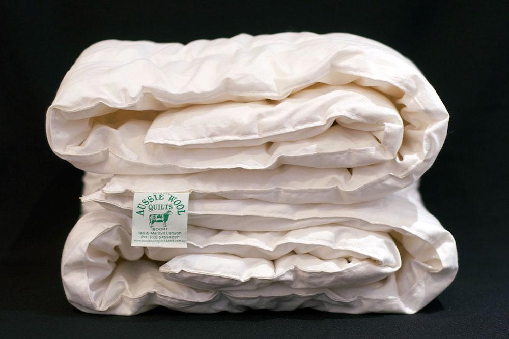 Aussie Wool Quilts