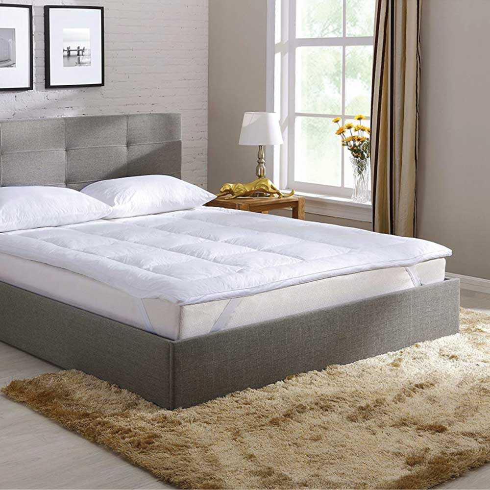 Ovela Goose Down and Feather Mattress Topper