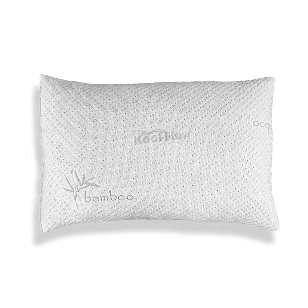 Best Pillows for Side Sleepers: Xtreme Comforts Shredded Memory Foam Pillow