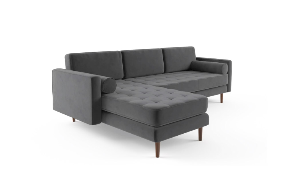 Brosa Frank 3-Seater Modular Sofa with Chaise