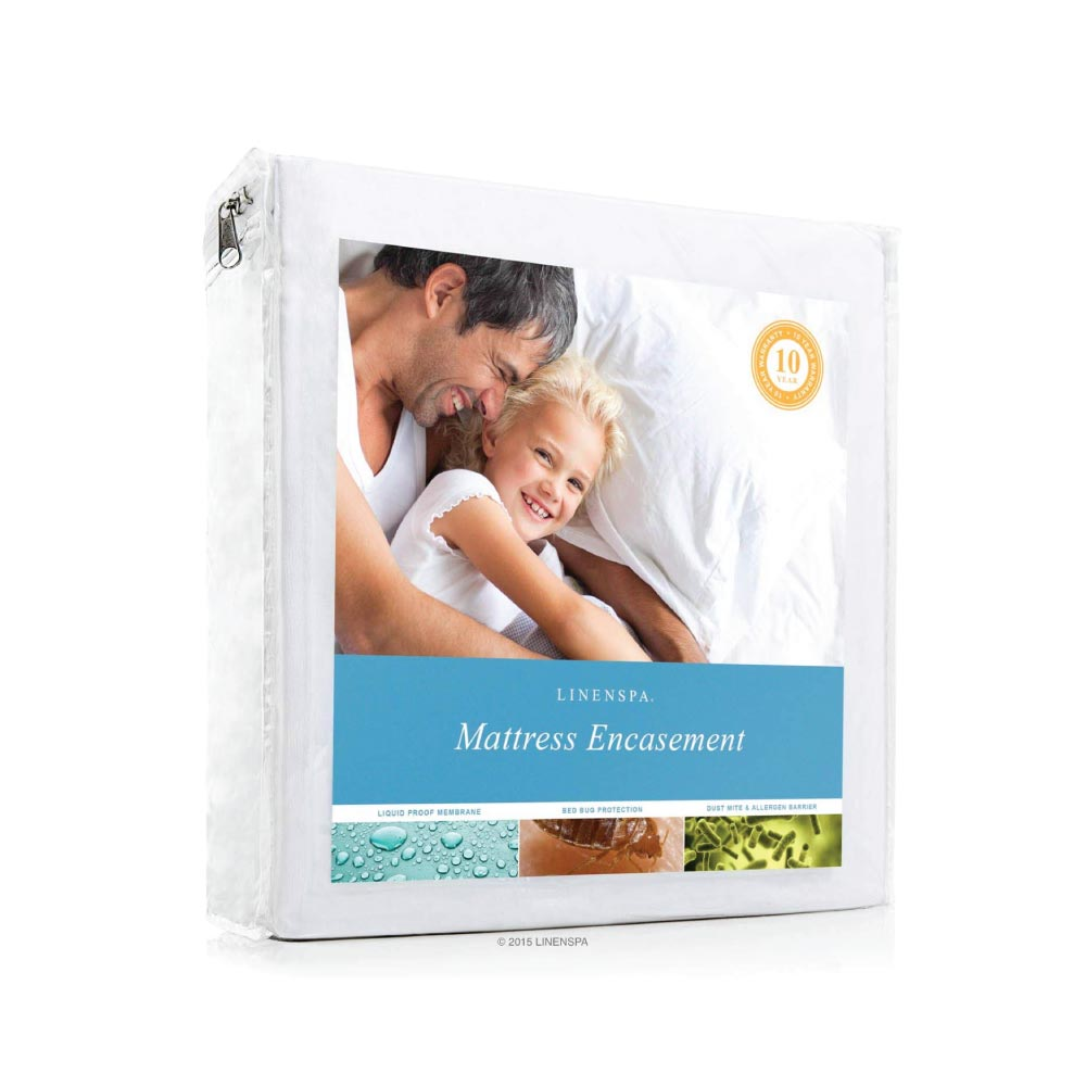 Linenspa Premium Mattress Encasement