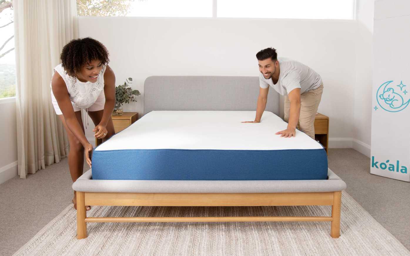 Koala Mattress - best australian Made mattress brand