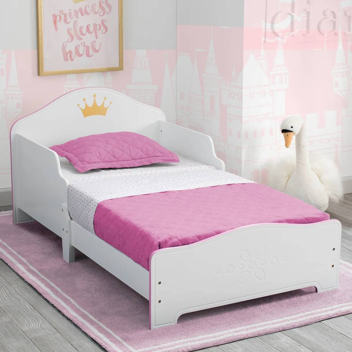 Kids Single Bed for girls