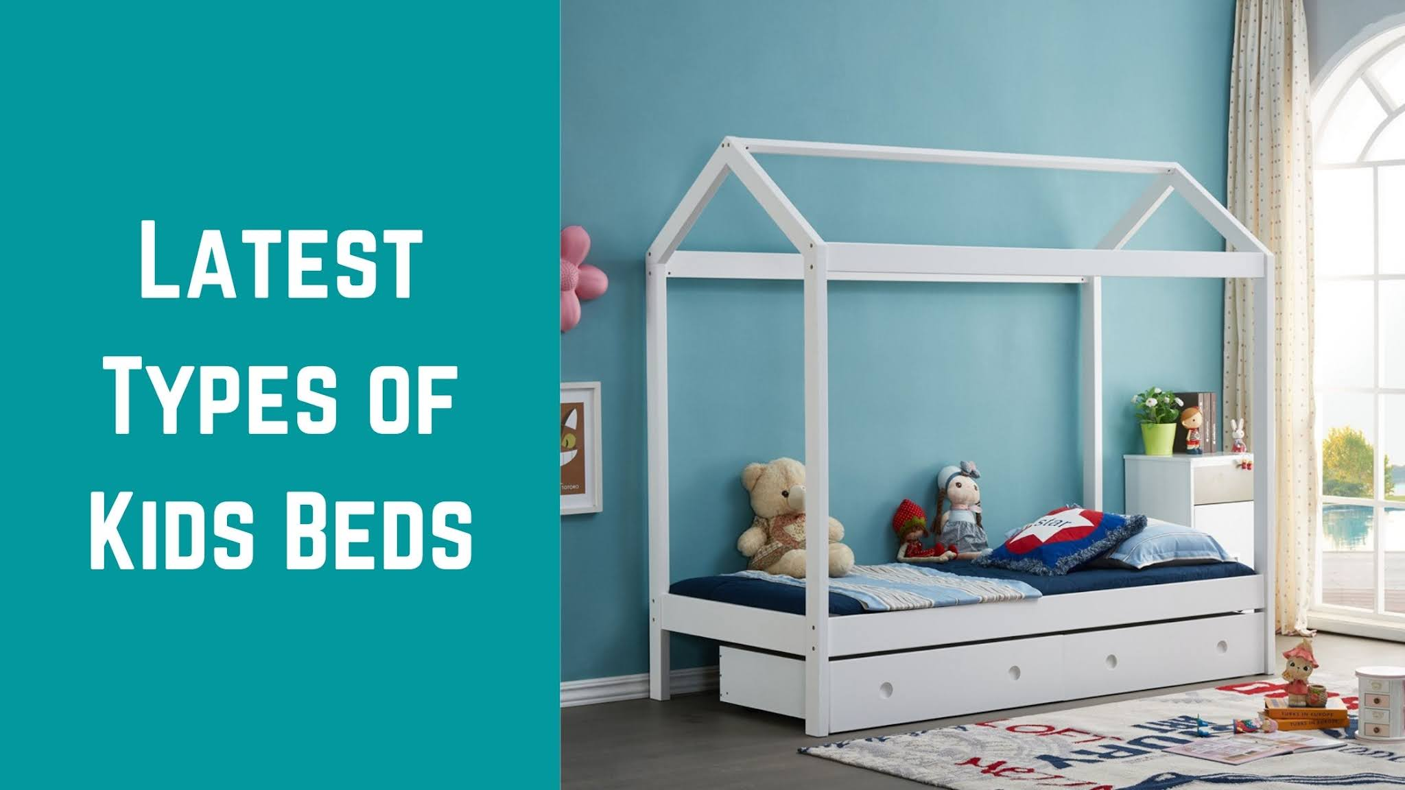 types-of-kids-beds