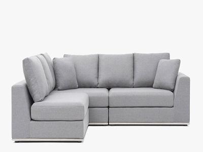 noa grey sofa