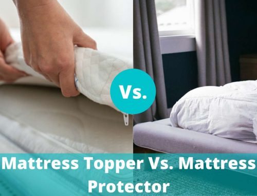 Mattress topper Vs. mattress protector: what is difference?