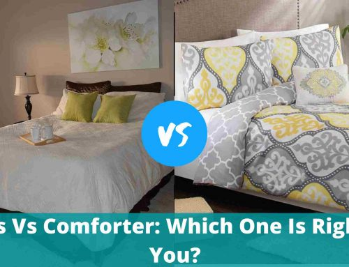 Quilts Vs Comforter: which one is right for you?